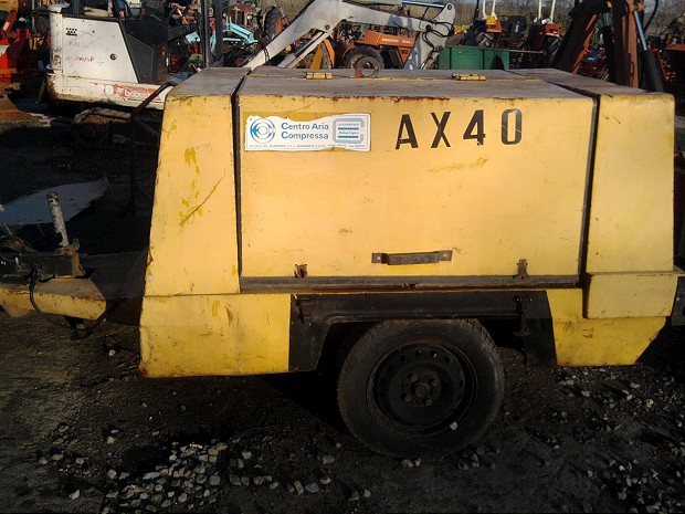 Compressore Atlas AX40
